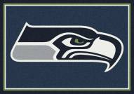 Seattle Seahawks NFL Team Spirit Area Rug