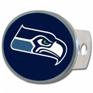 Seattle Seahawks Oval Hitch Cover
