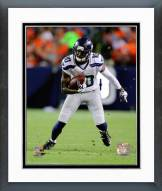 Seattle Seahawks Paul Richardson 2014 Action Framed Photo