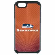 Seattle Seahawks Pebble Grain iPhone 6/6s Plus Case