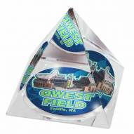 Seattle Seahawks Qwest Field Crystal Pyramid