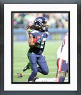 Seattle Seahawks Richard Sherman 2015 Action Framed Photo