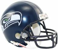 Seattle Seahawks Riddell VSR4 Mini Football Helmet