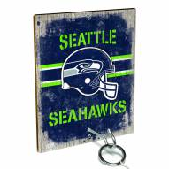 Seattle Seahawks Ring Toss Game