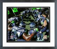 Seattle Seahawks Seattle Seahawks 2015 Huddle Framed Photo