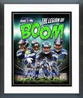 Seattle Seahawks Seattle Seahawks The Legion of Boom Framed Photo