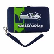 Seattle Seahawks Smart Wristlet Purse