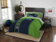Seattle Seahawks Soft & Cozy Full Bed in a Bag