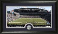 Seattle Seahawks Stadium Minted Coin Panoramic Photo Mint