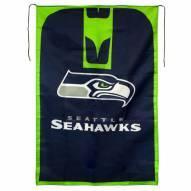 Seattle Seahawks Team Fan Flag