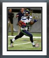 Seattle Seahawks Tyler Lockett 2015 Action Framed Photo