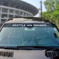 Seattle Seahawks Windshield Decal