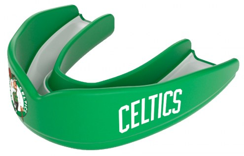 Shock Doctor Superfit NBA Boston Celtics Youth Strapless Mouth Guard
