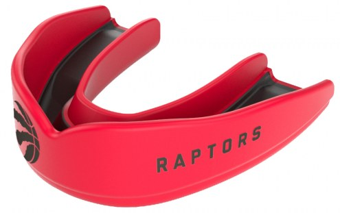 Shock Doctor Superfit NBA Toronto Raptors Youth Strapless Mouth Guard