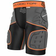 Shock Doctor Ultra Shockskin Football 5 Pad Impact Youth Girdle