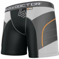 Shock Doctor Women's Ultra Double Compression Sliding Short