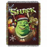 Shrek Merry Gathering Throw Blanket