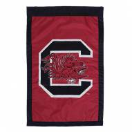 "South Carolina Gamecocks 28"" x 44"" Double Sided Applique Flag"