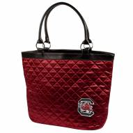 South Carolina Gamecocks Quilted Tote Bag
