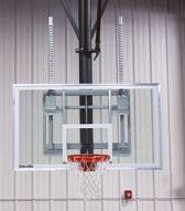 Spalding Helix Fan Basketball Backboard Height Adjuster