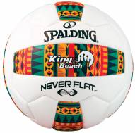 Spalding Neverflat EVA Volleyball