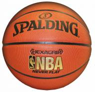Spalding Neverflat Hexagrip Composite Basketball