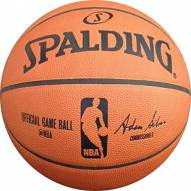 Spalding Official NBA Official Game Basketball