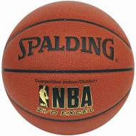 Spalding Official NBA Zi/O Excel Indoor / Outdoor Basketball (28.5)