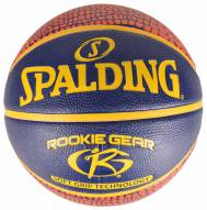 Spalding Rookie Gear Soft Grip Basketball - 27.5""