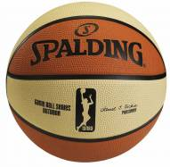 Spalding  WNBA Replica Outdoor Basketball (28.5)