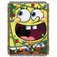 Spongebob Fa La La Throw Blanket