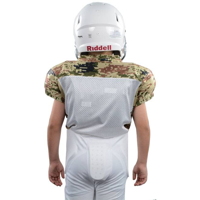 Sports Unlimited Youth Digital Camo Football Jersey