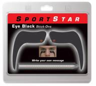 SportStar Attitude Design Eye Black Stickers w / War Paint