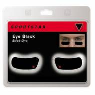 SportStar Attitude Design Eye Black Stickers