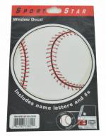 SportStar Sport Window Decals - Baseball