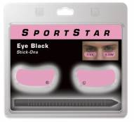 SportStar Pink Cancer Awareness Eye Black w / Marker