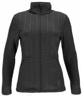 Spyder Women's Major Cable Stryke Fleece Jacket