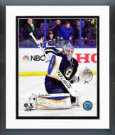 St. Louis Blues Brian Elliott 2014-15 Action Framed Photo