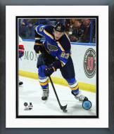 St. Louis Blues Dmitrij Jaskin 2014-15 Action Framed Photo