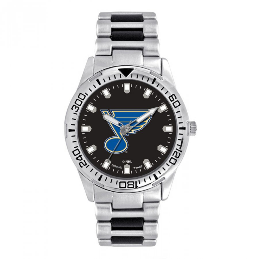 St. Louis Blues Men's Heavy Hitter Watch