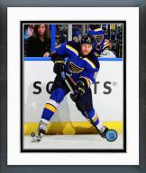 St. Louis Blues Steve Ott 2014-15 Action Framed Photo