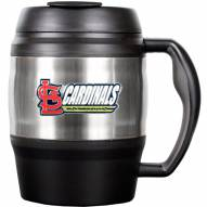 St. Louis Cardinals 52 Oz. Stainless Steel Macho Travel Mug