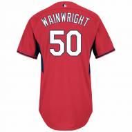 St. Louis Cardinals Adam Wainwright Authentic Batting Practice Baseball Jersey