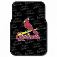 St. Louis Cardinals Car Floor Mats