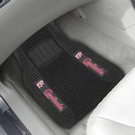 St. Louis Cardinals Deluxe Car Floor Mat Set