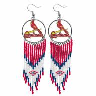 St. Louis Cardinals Dreamcatcher Earrings