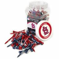 St. Louis Cardinals 175 Golf Tee Jar