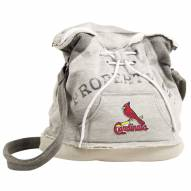 St. Louis Cardinals Hoodie Duffle