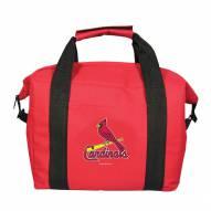 St. Louis Cardinals Kolder 12 Pack Cooler Bag