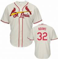 St. Louis Cardinals Matt Adams Replica Ivory Alternate Baseball Jersey